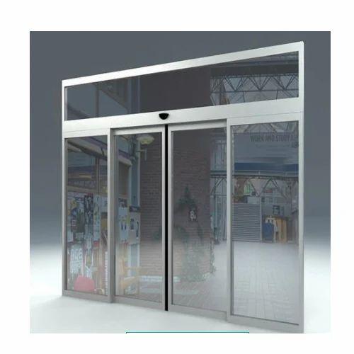 Automatic Glass Doors At Rs 60000 Unit Hari Nagar