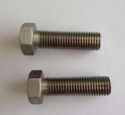 SS Full Threaded Bolt