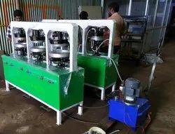 Industrial Areca Nut Leaf Plate Making Machine