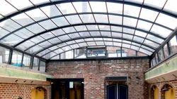 Auditorium Roof Tensile Structure