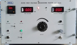 AC/DC High Voltage Breakdown