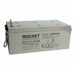 Rocket Rechargeable Battery, 12 V