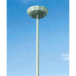 High Mast Street Lighting Pole