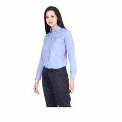 UB-SHI-02 Blue Uniform Shirt