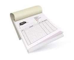 Paper Bill Book Printing Service in Pan India
