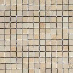 Capstona  Stone Mosaics Buffalo Milk Tiles