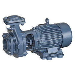1 hp Cast Iron Centrifugal Monoblock Pump Set