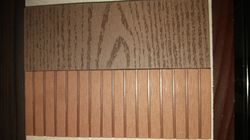 Wood Composite Panels- WPC Gate Panels