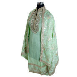 Georgette Designer Suit
