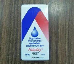 Pataday Eye Drops (Olopatadine 0.2%)