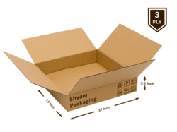 Corrugated Box - 3 Ply