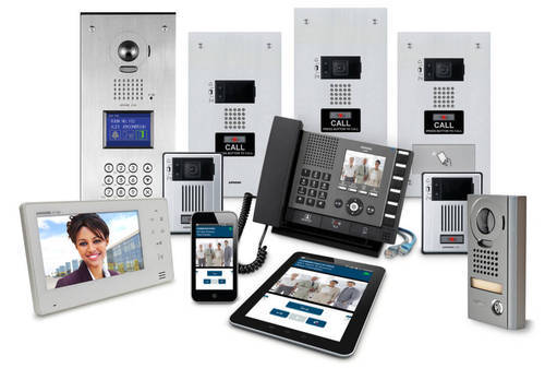 Panasonic Audio Video Intercom System, Vasani Enterprises | ID: 15555702933