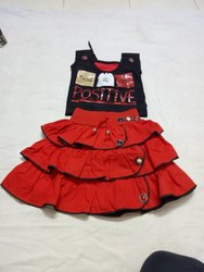Baby Girls Skirts And Top