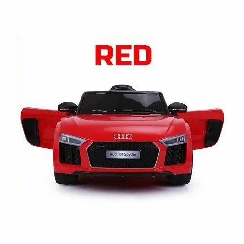 Red White Audi R8 Spyder Car 14 Kg Rs 12500 Piece 99 Enterprises Id 20461252512