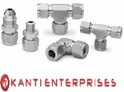 Duplex Steel Double Ferrule Tube Fittings