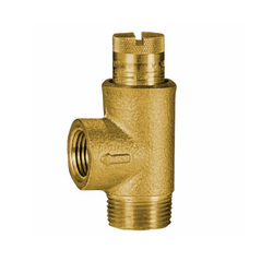SVE Brass/Bronze Pressure Relief Valve, For Industrial