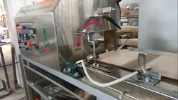Automatic Chapathi Making Machine Mechanical System