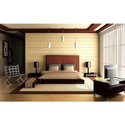 Residential Bedroom Interior Designing Service