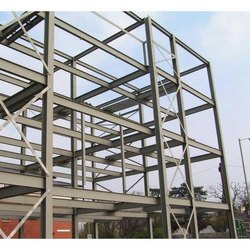 Beam ASME MS Structural Fabrication Services, in Chennai, Surface Finishing Of Mild Steel: Plating