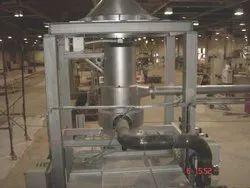 Radiation Type Recuperator