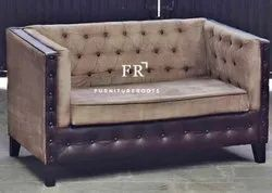 Indian Style Bedroom Furniture - Vintage Couch I Coyer Vintage Couch Sofa for Restaurants