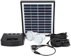 Home Solar Panel System
