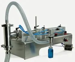 Liquid Piston Filling Machine Single Head