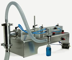Filling Machines - Powder Granule, Liquid & Paste