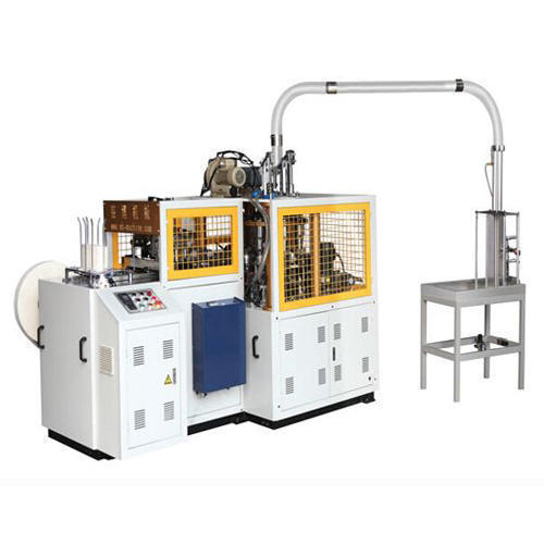 Automatic Disposable Cup Making Machine, Weight: 2000 Kg