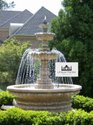 Stone Outdoor Fountain