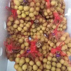 Fresh thai Longan Fruit