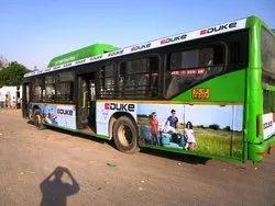 DTC Bus Branding, in Delhi