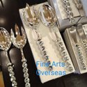 12 Piece Beaded Cutlery Set