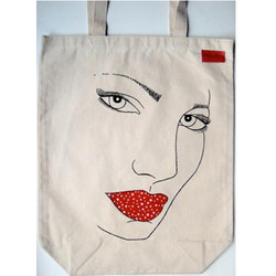 Organic Shopping Carry Bag
