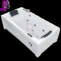 Alita Jacuzzi Acrylic Hydromassage Bathtub
