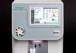Fully Automatic Dual Chamber Veterinary Hematology Analyzer - Exigo