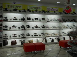 Footwear Display Rack