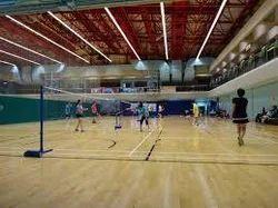 E Badminton Services