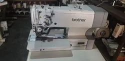 Button Hole Machine, Max Sewing Speed: 3000-4000 (stitch/min), DPX5
