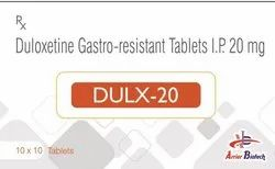 Duloxetine Gastro-Resistant 20mg Tablet