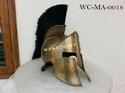 Greek Corinthian Athenian Hoplite Warrior Helmet