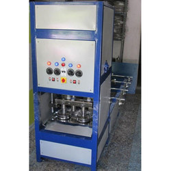 Fully Auto Thali Making Machine