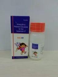 Amoxycillin 200 mg  Clav 28.5 mg