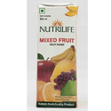 Fresh Mixed Fruit Juice