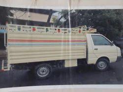 Mobile Van Body
