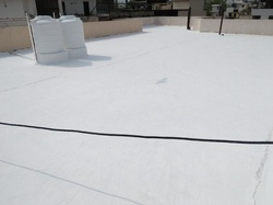 Cool Roof Heat Preventive Coating