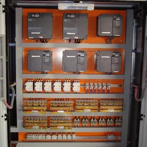 Three Phase VFD Panels, Automatic Grade: Semi Automatic