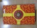 Fancy Flower  Paper Dryfruit Box