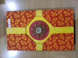 Fancy Flower  Paper Dryfruit Box