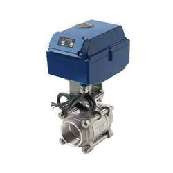 Electrically Operated Valves